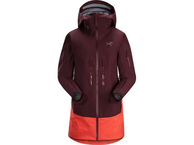 Arc'teryx Sentinel LT Jacket Women crimson aura